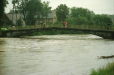 Jelenia Góra : powódź (fot. 6) [Dokument ikonograficzny]