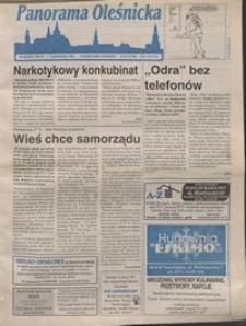 Panorama Oleśnicka: tygodnik Ziemi Oleśnickiej, 1996, nr 40