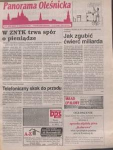 Panorama Oleśnicka: tygodnik Ziemi Oleśnickiej, 1996, nr 41