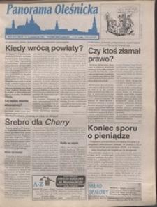 Panorama Oleśnicka: tygodnik Ziemi Oleśnickiej, 1996, nr 42