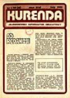 Kurenda : jeleniogórski informator oświatowy, 1989, nr 1 (15)
