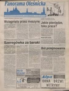 Panorama Oleśnicka: tygodnik Ziemi Oleśnickiej, 1996, nr 44