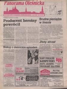 Panorama Oleśnicka: tygodnik Ziemi Oleśnickiej, 1996, nr 45