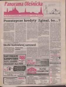 Panorama Oleśnicka: tygodnik Ziemi Oleśnickiej, 1996, nr 49