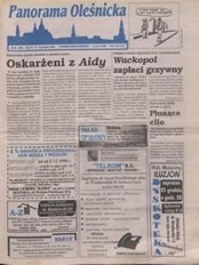 Panorama Oleśnicka: tygodnik Ziemi Oleśnickiej, 1996, nr 50