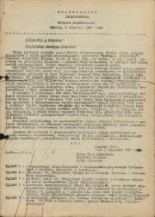 Solidarność Jeleniogórska : wydanie nadzwyczajne, wtorek, 6 stycznia 1981 roku