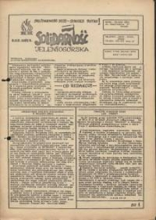 Solidarność Jeleniogórska : informacje związkowe : 9.02.1981 r.