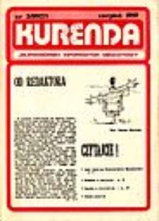 Kurenda : jeleniogórski informator oświatowy, 1989, nr 3 (17)