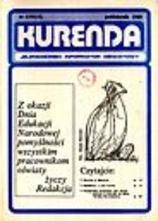 Kurenda : jeleniogórski informator oświatowy, 1989, nr 4 (18)
