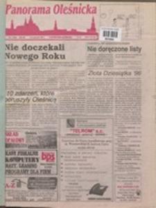 Panorama Oleśnicka: tygodnik Ziemi Oleśnickiej, 1997, nr 1
