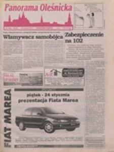 Panorama Oleśnicka: tygodnik Ziemi Oleśnickiej, 1997, nr 3