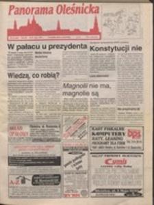 Panorama Oleśnicka: tygodnik Ziemi Oleśnickiej, 1997, nr 19
