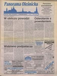 Panorama Oleśnicka: tygodnik Ziemi Oleśnickiej, 1997, nr 28