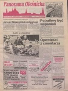 Panorama Oleśnicka: tygodnik Ziemi Oleśnickiej, 1997, nr 33