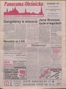 Panorama Oleśnicka: tygodnik Ziemi Oleśnickiej, 1997, nr 37