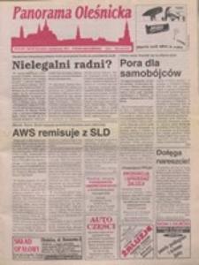 Panorama Oleśnicka: tygodnik Ziemi Oleśnickiej, 1997, nr 39