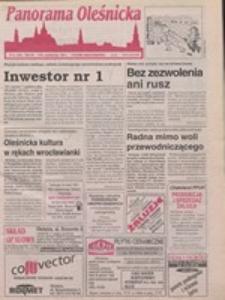Panorama Oleśnicka: tygodnik Ziemi Oleśnickiej, 1997, nr 41