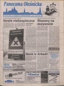 Panorama Oleśnicka: tygodnik Ziemi Oleśnickiej, 1997, nr 44