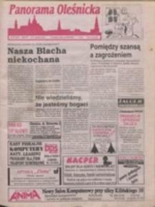 Panorama Oleśnicka: tygodnik Ziemi Oleśnickiej, 1997, nr 49