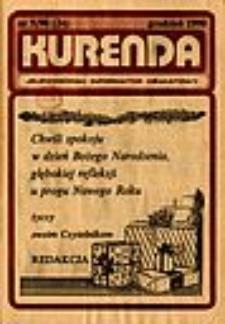 Kurenda : jeleniogórski informator oświatowy, 1990, nr 5 (24)