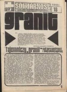 Solidarność Jeleniogórska : tygodnik Zarządu Regionalnego NSZZ Solidarność Region Jeleniogórski : 14.09.1981 r., nr 18