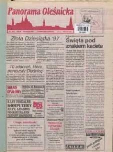 Panorama Oleśnicka: tygodnik Ziemi Oleśnickiej, 1998, nr 1