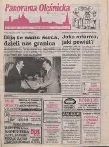 Panorama Oleśnicka: tygodnik Ziemi Oleśnickiej, 1998, nr 7