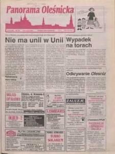 Panorama Oleśnicka: tygodnik Ziemi Oleśnickiej, 1998, nr 10