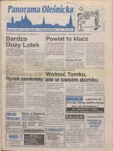 Panorama Oleśnicka: tygodnik Ziemi Oleśnickiej, 1998, nr 13