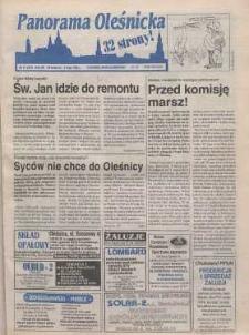 Panorama Oleśnicka: tygodnik Ziemi Oleśnickiej, 1998, nr 17