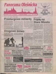 Panorama Oleśnicka: tygodnik Ziemi Oleśnickiej, 1998, nr 18