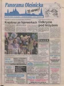 Panorama Oleśnicka: tygodnik Ziemi Oleśnickiej, 1998, nr 23