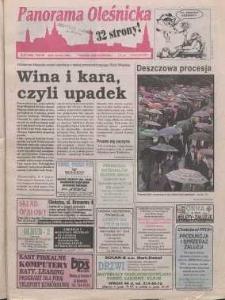 Panorama Oleśnicka: tygodnik Ziemi Oleśnickiej, 1998, nr 24