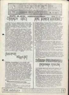 Solidarność Jeleniogórska : pismo NSZZ Solidarność województwa jeleniogórskiego : 26.11.1981 r., nr 20/21