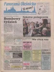 Panorama Oleśnicka: tygodnik Ziemi Oleśnickiej, 1998, nr 25