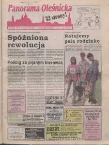 Panorama Oleśnicka: tygodnik Ziemi Oleśnickiej, 1998, nr 26