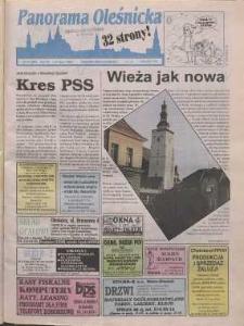 Panorama Oleśnicka: tygodnik Ziemi Oleśnickiej, 1998, nr 27