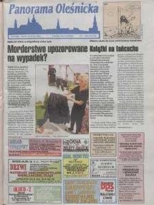Panorama Oleśnicka: tygodnik Ziemi Oleśnickiej, 1998, nr 29