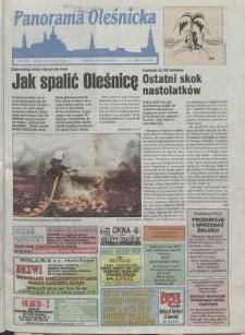 Panorama Oleśnicka: tygodnik Ziemi Oleśnickiej, 1998, nr 33