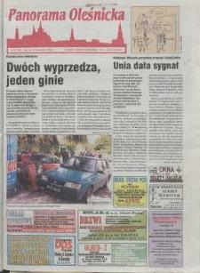 Panorama Oleśnicka: tygodnik Ziemi Oleśnickiej, 1998, nr 36