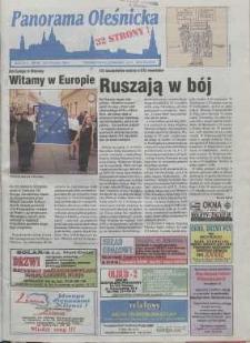 Panorama Oleśnicka: tygodnik Ziemi Oleśnickiej, 1998, nr 37