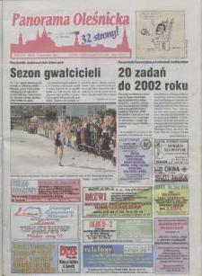 Panorama Oleśnicka: tygodnik Ziemi Oleśnickiej, 1998, nr 38