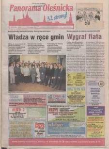 Panorama Oleśnicka: tygodnik Ziemi Oleśnickiej, 1998, nr 46