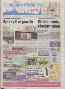 Panorama Oleśnicka: tygodnik Ziemi Oleśnickiej, 1998, nr 47
