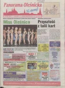 Panorama Oleśnicka: tygodnik Ziemi Oleśnickiej, 1998, nr 48