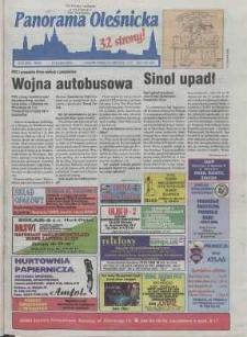 Panorama Oleśnicka: tygodnik Ziemi Oleśnickiej, 1998, nr 49