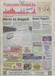Panorama Oleśnicka: tygodnik Ziemi Oleśnickiej, 1998, nr 50
