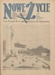 Nowe Życie :dolnośląskie pismo katolickie : religia, kultura, społeczeństwo, 1983, nr 2