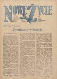 Nowe Życie :dolnośląskie pismo katolickie : religia, kultura, społeczeństwo, 1983, nr 3