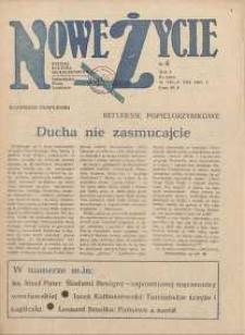 Nowe Życie :dolnośląskie pismo katolickie : religia, kultura, społeczeństwo, 1983, nr 4